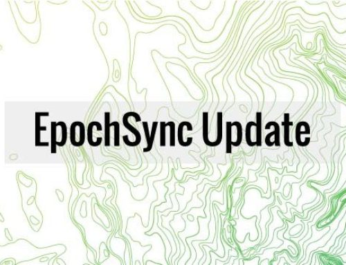 EpochSync (ESRI) 4.3.4.0 released!