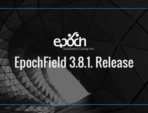 EpochField 3.8.1 Update